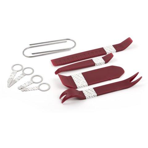 Набір інструментів для знімання обшивки 10 шт – поліуретан