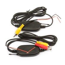 Transmisor y receptor de señal para cámara de coche - Descripción breve