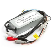 Car AUX Adapter for Toyota - Short description