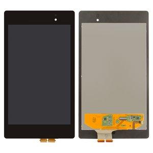 LCD Asus MeMO Pad 7 ME572C, Nexus 7 google NEW (2Gen), (black, with touchscreen, ME571K,/ME571KL/ME572C)
