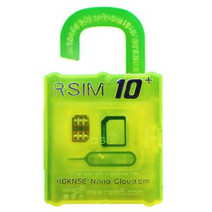 R-Sim10+ Unlock Card for iPhone 4S / 5 / 5C / 5S / 6 / 6 plus / 6S / 6S plus / 7 / 7 Plus
