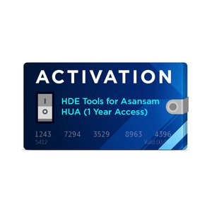 HDE Tools Activation (1 Year Access)