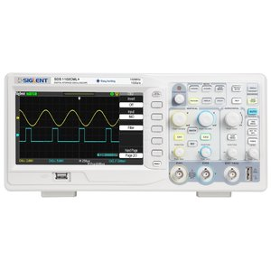 Digital Oscilloscope SIGLENT SDS1102CML+
