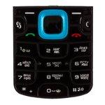 Teclado Nokia 5320, azul, caracteres rusos
