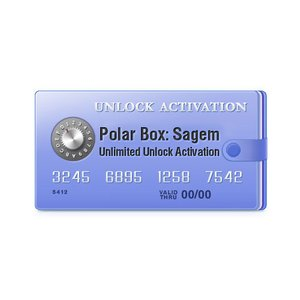 Polar Box лицензия 3: Huawei 2G/3G, Sagem Secured, Vodafone и модемы