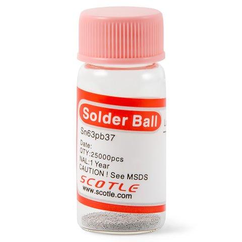 BGA кульки ACHI 0,3 мм