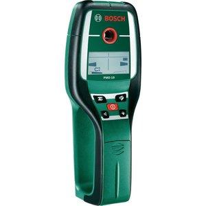 Детектор проводки, металів і деревини Bosch PMD 10