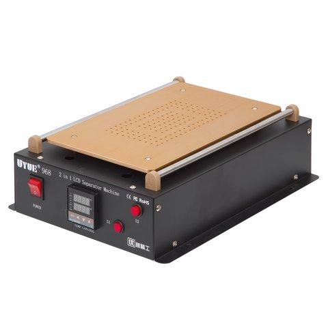 """Пристрій для розклеювання дисплейного модуля сепаратор  для планшетів, використовується для екранів до 10.1 """""""
