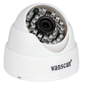 Беспроводная IP-камера наблюдения HW0031 (720p, 1 МП)
