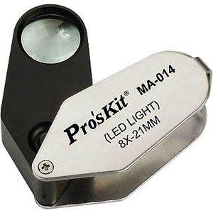 Ручная линза с подсветкой Pro'sKit MA-014