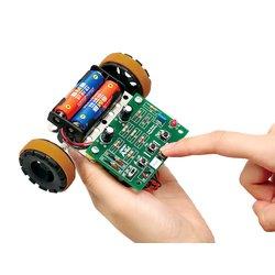 STEAM-конструктор Artec Кнопковий програмований робот