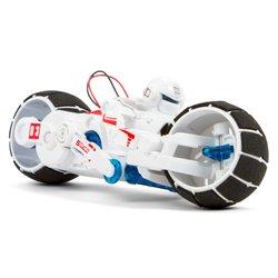 Робот-мотоцикл на энергии соленой воды, STEAM-конструктор CIC 21-753