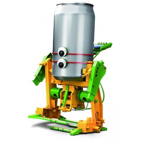 Робот 6 в 1 на солнечных батареях, STEM-конструктор CIC 21-616