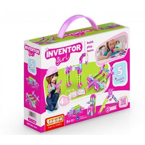 Конструктор Engino Inventor Princess 5 в 1