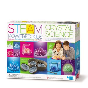 STEAM-набор 4М Мир кристаллов 00-05534