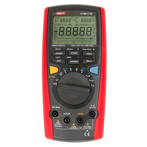 Digital Multimeter UNI T UT71E