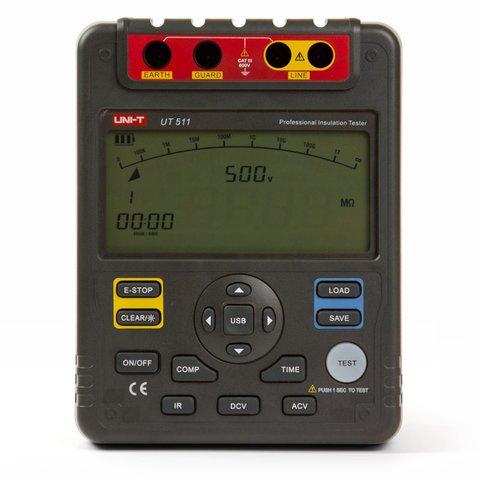 Insulation Tester UNI T UT511