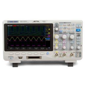 Фосфорный цифровой осциллограф SIGLENT SDS1202X+