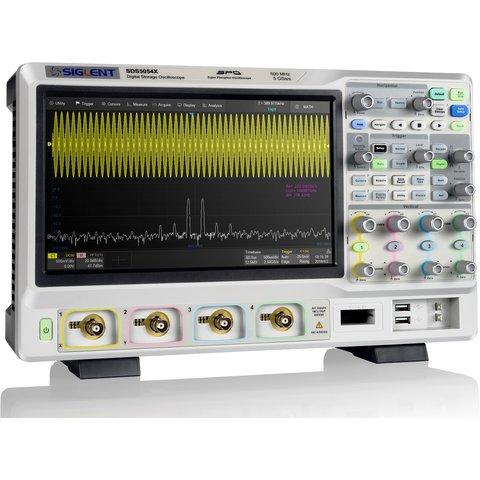 Bandwidth Upgrade Software SIGLENT SDS5000X 4BW10